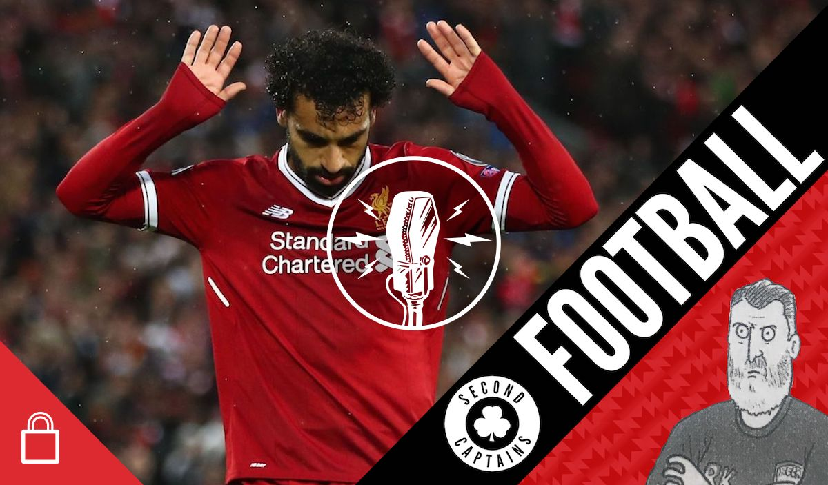 new product 798a8 30b04 Episode 1146: Mighty Mo Salah, Liverpool Put 5 On It ...