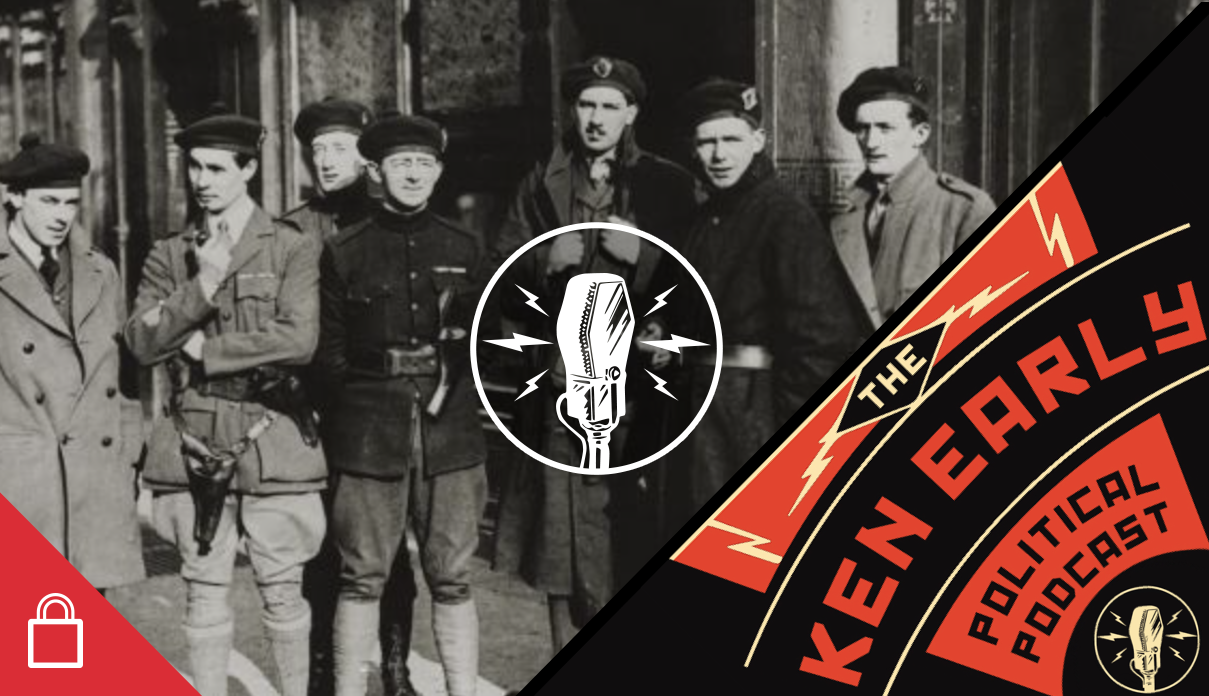 Episode 1668: The Second Tan War, with Brian Hanley | Second Captains